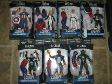 Marvel légendes guerre Secret Captain America-neuf en stock