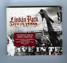 CD + DVD (NEW) LINKIN PARK LIVE IN TEXAS