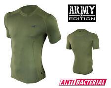 ROUGH RADICAL Funktions T-Shirt olivgrün Outdoor Fitness Militär FURY ARMY