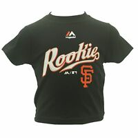 San Francisco Giants Official MLB Majestic Infant & Toddler Size T-Shirt New
