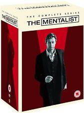 THE MENTALIST 1-7 2008-2015: COMPLETE Crime Drama TV Season Series UK DVD not US