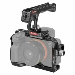 SmallRig Magnesium-Aluminum Alloy Camera Cage Kit for Sony Alpha 7S III 3181B