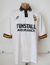 PORT VALE 1995/1996/1997 HOME FOOTBALL SHIRT JERSEY MIZUNO ENGLAND SIZE L 42-44""