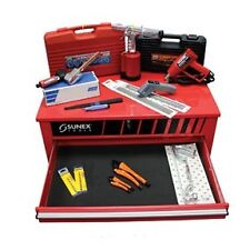 The Basic Aluminum Kit Contains 19 different popular tools used in Auto Body rep