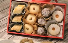 Assorted Lebanese Sweets Package, Mix Cookies Package, Homemade Cookies Gift