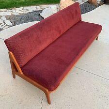 Arne Wähl Iversen Mid Century Modern Danish Daybed/Couch 1960s