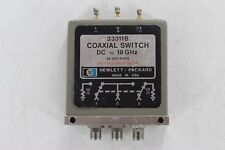Agilent 33311B Coaxial Switch