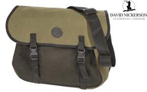 David Nickerson Canvas Game Bag