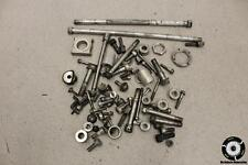 2007 Honda CBR1000RR MISCELLANEOUS NUTS BOLTS ASSORTED HARDWARE CBR 1000 07