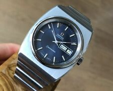 OMEGA SEAMASTER AUTOMATIC 38 mm Cal. 1012 Ref. 166.0244 STEEL VINTAGE WATCH