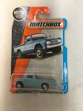 2016 Matchbox '62 Nissan Junior  - Pick Up Truck - X203