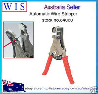 "7"" Automatic Cable Wire Stripper Crimper Plier Cutter Tool Range 0.5-6mm2-84060"