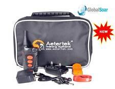 Aetertek AT-918C-1 600 Yard 1 Dog Training auto Anti Bark & Waterproof Collar