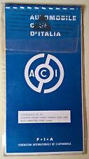 Automobile Club D'Italia itinerario n. 29 Grecia - 1964 - L