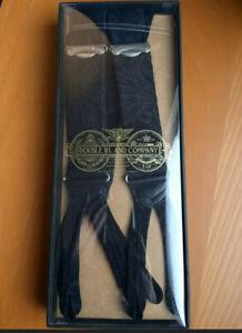 Ralph Lauren Double RRL Floral Silk-Blend Jacquard Braces $295