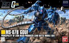 1/144 Gundam MS-07B Gouf High Grade Universal Century model kit by Bandai