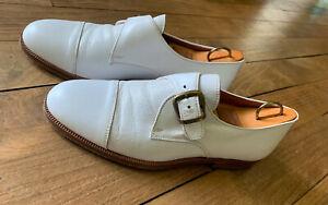 Chaussures Derby HEYRAUD 39,5 - Blanc