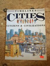 Cities : Citizens and Civilizations by Fiona MacDonald (1996, Paperback, Reprint