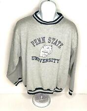 Vtg 1990s penn state Nittany Lions Crewneck sweatshirt Mens xl Savvy Embroidered