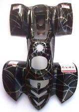 ATV Quad Body Plastic front rear fender fit Taotao ATA - 110B 110cc Black Spider