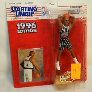 CHARLES BARKLEY - Houston Rockets Starting Lineup SLU 1996 NBA Figure & Card NEW