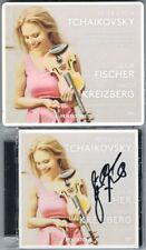 SACD Julia FISCHER Signiert TCHAIKOVSKY Violin Concerto Serenade Yakov KREIZBERG
