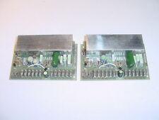 Harman Kardon Citation 11 stereo preamplifier EQUALIZER TONE CONTROL BOARD PAIR