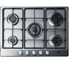"""Summit GC527SS 27"""" Wide Built in Gas Cooktop with Dual Flame Burner photo"""