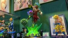 Figurine en Résine Dragon Ball Broly Attaque 45/27/52Cm Lumineux