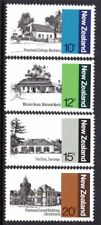 1979 NEW ZEALAND ARCHITECTURE 1st series SG1188-1191 mint unhinged
