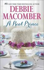 A Real Prince by Debbie Macomber 2-in-1 VG C (2015 PB) Comb ship 25¢ ea add'l bk