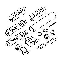 Cable Kit to convert 33C to fit Johnson/BRP/Evinrude Engines