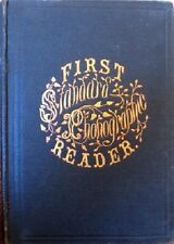 1901 First Standard Phonographic Reader- Graham; phonograph phonography Symbols