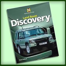 LAND ROVER DEFENDER - Haynes Discovery Enthusiast Guide (DA3106)