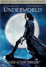 Underworld (DVD, 2004, Special Edition, Full Frame Edition)