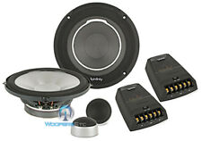 "6030CS INFINITY 6.5"" NEW 2-WAY 270W COMPONENT SPEAKERS TWEETERS MIDS CROSSOVERS"