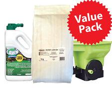 VALUE PACK 5Kg Lawn Pro Special Blend Seed Spreader & 2lt Greenkeeper Fertilizer