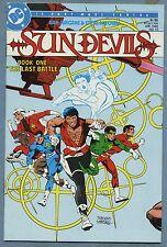 Sun Devils #10 1985 [Dan Jurgens] DC c