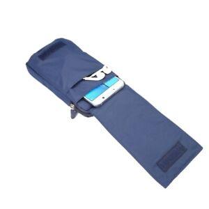 for INTEX ECO 102 X (2018) Multi-functional XXM Belt Wallet Stripes Pouch Bag...