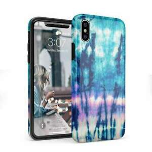 Casely Do or Dye Acid Wash Tie Dye iPhone X  Cover Case