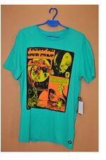 Iron Fist skate on your grave Men 's t-shirt skate psychobilly tatuaje talla m