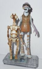 STAR WARS Episode I 1 POD RACER ODY MANDRELL pit droid lot Phantom Menace movie