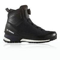 adidas Mens Terrex Conrax Boa CH CP Walking Shoes Footwear Casual Black Trainers