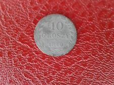 Poland 10 Groszy 1840