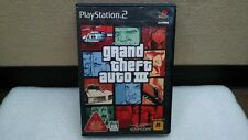 Used PS2 Grand Theft Auto III Video Game from Japan