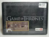 GAME OF THRONES Target Excl CultureFly Collector Box Socks Pin HBO SEALED NEW
