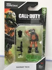 Mega Construx Call of Duty  SPECIALIST HAZMAT TECH SERIES 2  FMG04