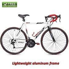 "GMC Denali Road Bike 21-Speed 22.5"" Aluminum Frame Men Bicycle Shimano Sport New"