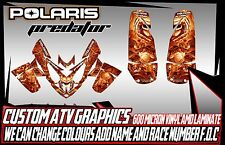 POLARIS PREDATOR 500 GRAPHICS DECALS