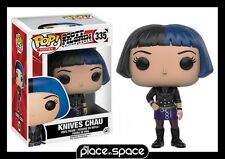 SCOTT PILGRIM VS. THE WORLD - KNIVES CHAU FUNKO POP! VINYL FIGURE #335
